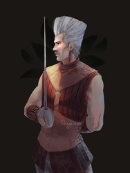 Polnareff by Dragoreon
