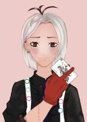 Pokerface by Xinged