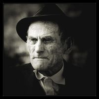 old man by horhhe