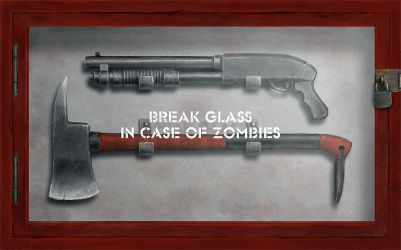 zombi-fighting tools by alactop