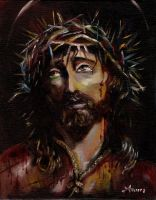 The Passion of Christ by Karontye