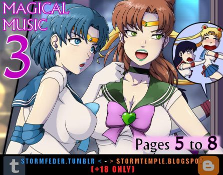Magical Music 3 pgs 5to8 by StormFedeR