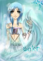Element - Water by angeLEE