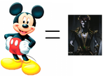 MKX Mickey by Gingko19