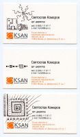 Business cards 02 by horlet
