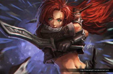 Katarina by Overweight-Cat