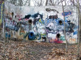 graffiti 4 by turtledove-stock