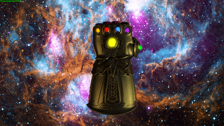The Infinity Gauntlet (Remake) by NemesisGamer1987
