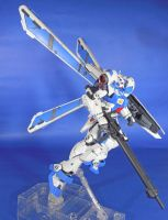 RE/100 GP04 Gundam Gerbera by GeneralMechanics