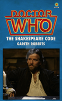 New Series Target Covers: The Shakespeare Code by ChristaMactire
