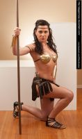 Nelli Warrior-3769 by jagged-eye