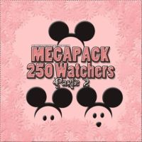 +Pack de 250 watchers. Parte2 by YouAreTheBestThing