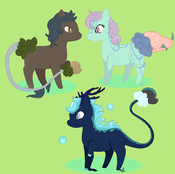 Cotton Mouth Customs by DoodleBug-Adoptable