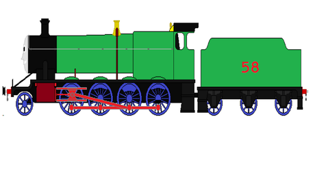 Simon The GWR 28xx by XDhahah