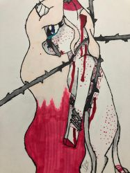 Goretober day 1 by HiWelcometochilies