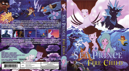 Sea Prince And The Fire Child (1981) by salar2