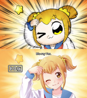 Popuko Blu-ray version by Nor1996