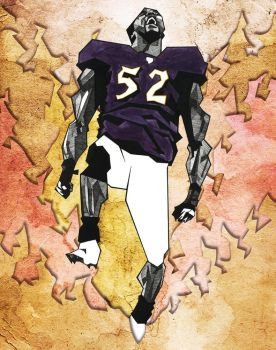 Ray Lewis by MacNaughtonista