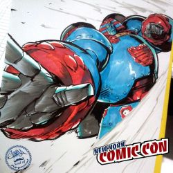 Nycc-03- Giant Robo by theCHAMBA
