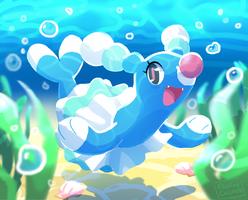Brionne (Day 2 - Water Type)