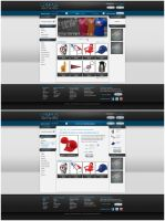 Campus Merchandise E-Comm site by Stephen-Coelho