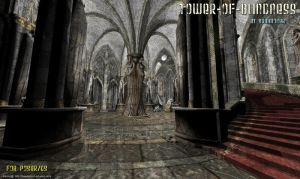 Tower of Blindness, by Summoner by FantasiesRealmMarket