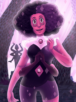 Rhodonite by MartianRose