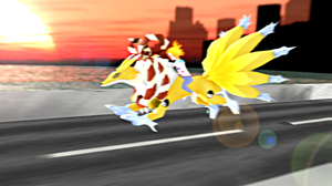 MMD Newcomer Kyuubimon + DL by Valforwing