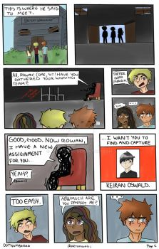 Outnumbered (Page One)
