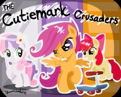 The CM Crusaders by StevieWunderz