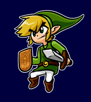 Toon Link by balitix