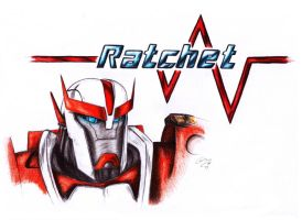 TF: Prime - Ratchet by Scraplet