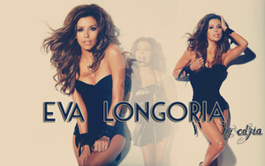 eva longoria wallpaper by xedziax