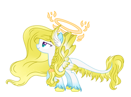 .:OC:. [[Godlike Angel Light ]] by AngelLightYT
