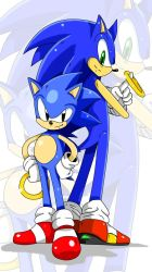New and Classic by ss2sonic