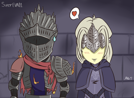 Dark Souls 3 by supereva01