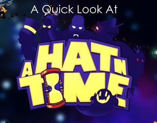 A Quick Look at A Hat in Time by PentiumMMX
