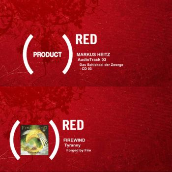 Product RED CAD skin by Hanfer
