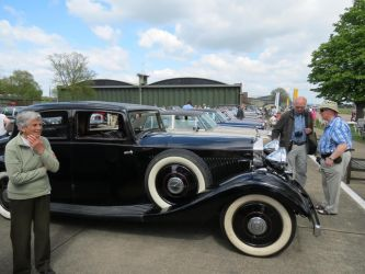 rollers and Bentleys at duxford by Sceptre63