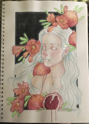 Persephone by slytherinmuch