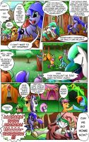 Two Sisters Go Camping Page 2 by Rated-R-PonyStar