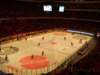 View at Ericsson Globe 2011 by EgonEagle