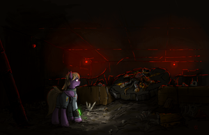 Stable 96's Hall by Eriada1992