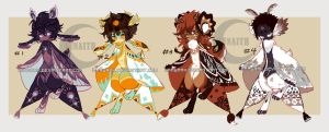 Lunaith adopt 13-16 by Krawark