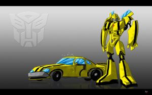 BUMBLEBEE by themico