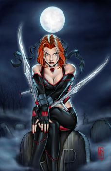 BloodRayne PrimeCuts 4A by MDiPascale