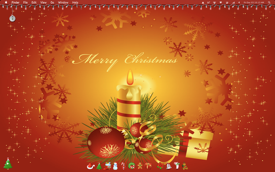Christmas Desktop 3 by shellygrl985