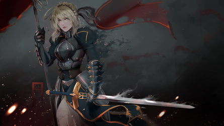 Fate/Zero - King of the Knights by IFrAgMenTIx