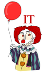Pennywise by StrawberryMistro