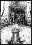 The crown of queen Anmel: unpublished art from BII by middaschronicles